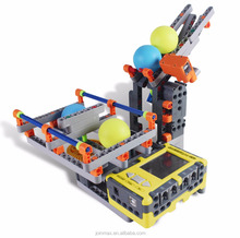 Science Storm 1508 original factory plastic programmable electronic JOINMAX stem educational robot kit