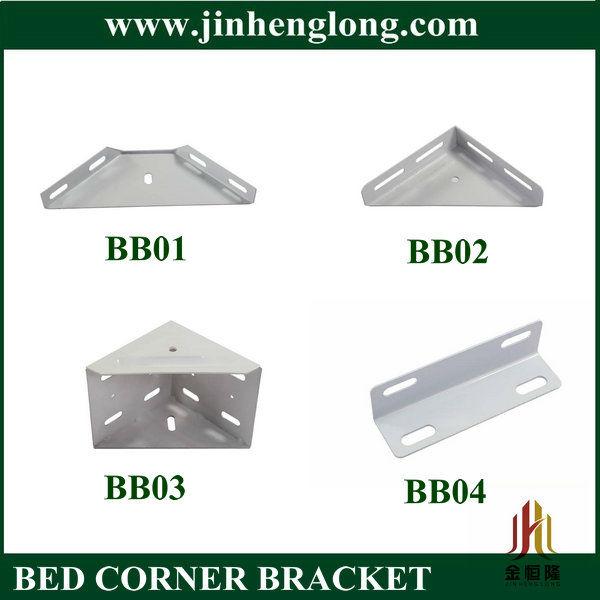 Corner Bed Frame Bracket