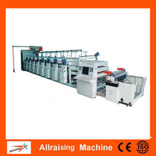 Automatic Chain feeder corrugated carton flexo printing slotting die cutting machine/priter machine/Packaging Machinery