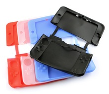 Rubber Soft Silicone Cover Case For Nintendo New 3DS XL LL 3DSXL/3DSLL Console Full Body Protective Skin Shell
