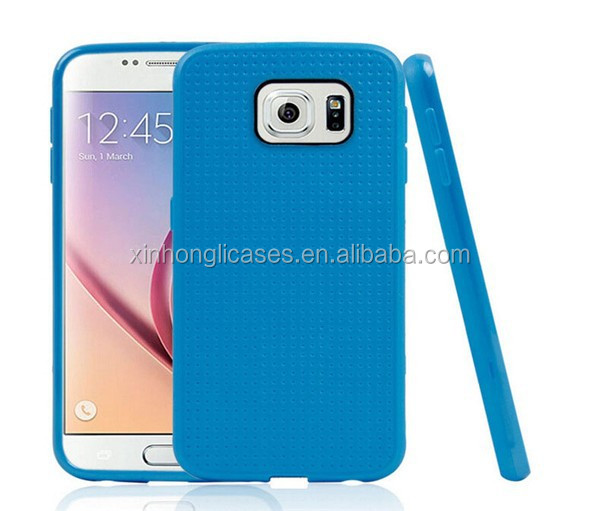 New Style TPU Soft Case For Samsung Galaxy S6 Honeycomb Design