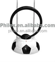 Football design UHF Digital Indoor TV Antenna