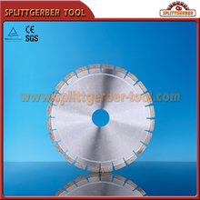 Stone Cutting Disc v Grooved Saw Blade