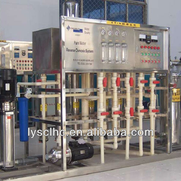 450L/H ro membrane and ultrafiltration system electroplating water treatment