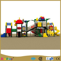 Plastic large Children Outdoor Playground for Sales