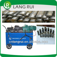 Automatic thread rolling machine for rebar