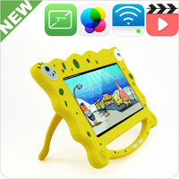 2014 Children's 7 Inch kid tablet 7 with Child Cartoon design