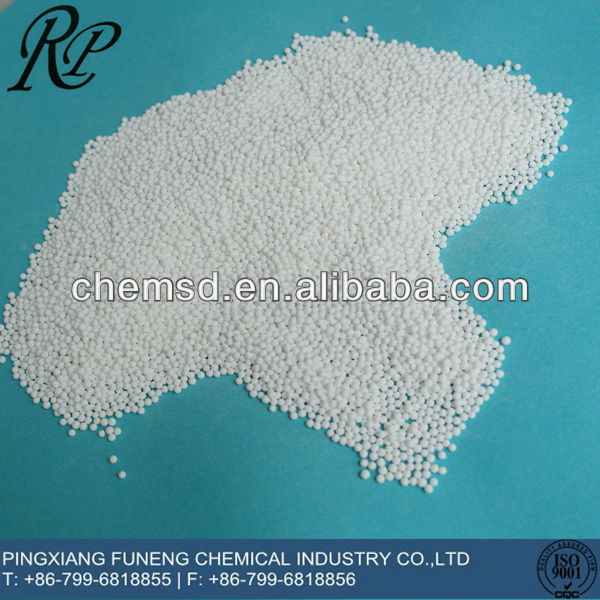 Activated alumina adsorbent and defluoridation filter water