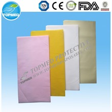Customize cheap non woven vest shopping bags/disposable pp fabrics/Nonwoven Recyclable Vest Carrier Bag