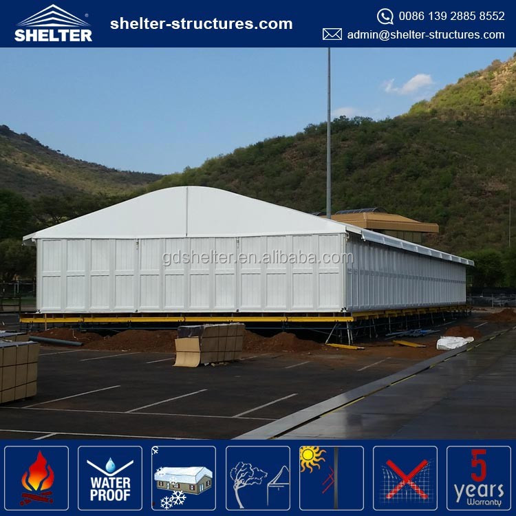 Hot sale professional production team in Shelter GZ wedding party marquee ghana round gazebo marquee tent