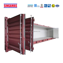 40 foot one side door open container with max payload 23630kg