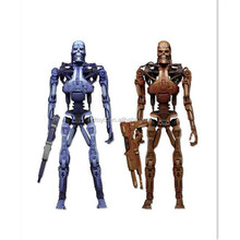 wholesale 22cm NECA Robocop Vs Terminator T800 endoskeleton 7 inch PVC action figure