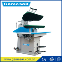 Laundry and Dry Cleaning Steam Full & semi auto Flying Fish Garment Press Machine