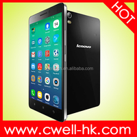 Original 5.5 Inch Lenovo A7600 Android 5.0 Lollipop MTK6752M Octa Core China Brand Name Mobile Phone