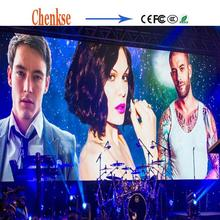 High Brightness P4.81 P7.62 Aluminum Full Color Screen / Outdoor Rental LED Display