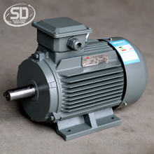 IE2 100L 2 pole 3000rpm 3kw 4hp induction high rpm electrical motor