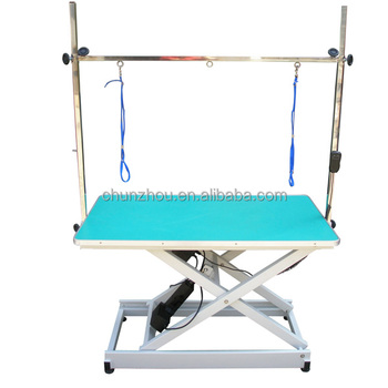 Stable Electric lifting grooming table for large dog/ N-103