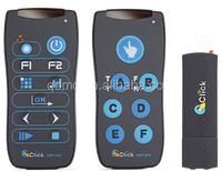 Clicker Type audience response Instant electronic voting system wireless in educational equipment