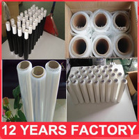 alibaba china casting shrink wrap film/pallet stretch wrap film/lldpe Stretch film