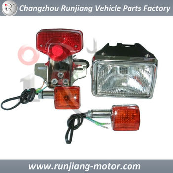 China Factory LIGHT SET Used For Suzuki AX100 motorcycle spare parts