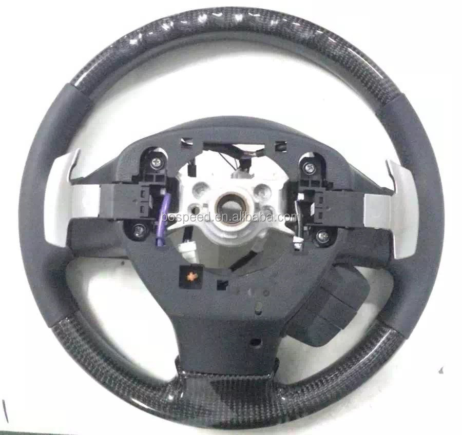 Carbon fiber car steering wheel for Subaru Forester/Impreza/Legacy/XV