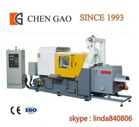 22 years history CHEN GAO brand 168T full automatic metal injection machine for zinc