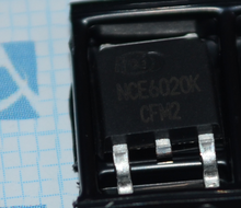 NCE6020K NCE6020 N-Channel Enhancement Mode Power MOSFET