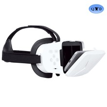 Professional games 3d movie glasses virtual reality helmet with CE MSDS BQB certificate
