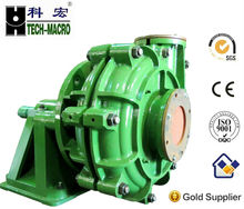 Multi-functional Centrifugal Slurry Pump for Bottom Boiler and Fly Ash