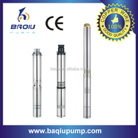 3STM2-8-0.25 0.33hp 3 inch Single Phase 220v 50hz Deep Well Submersible Water Pump