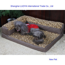 2016 customized latest design pet bed dog sofa dog house box safe box for kids