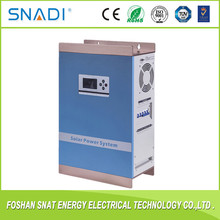 power inverter pure sine wave solar inverter with built-in charge controller