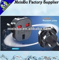 With Security doors EU to UK Adaptor Socket plug for household appliances
