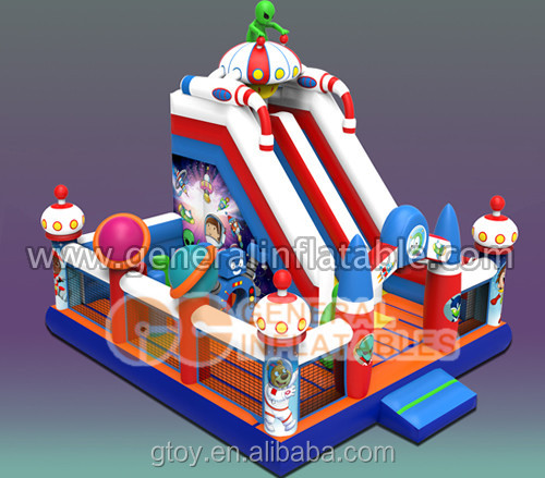 Space Tour funland inflatable children/kids play ground pool rental indoor/outdoor equipment sets inflatable