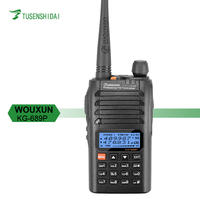 KG-689 UHF or VHF Ham Two Way Radio 5W Waterproof IP55 FM Transceiver