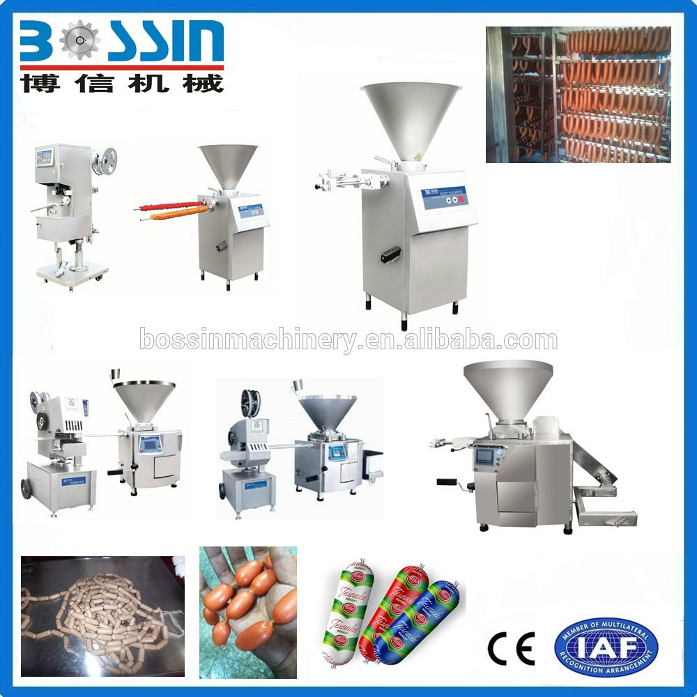 China widely used useful halal sausage machine