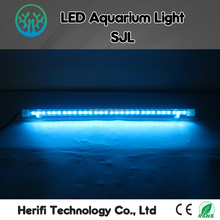 2017 Freshwater fish arowana fish 4 LED channels led aquarium light coral reef IP68 Waterproof Aquarium Lighting