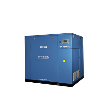 Hot Selling Single Stage Air Compressor for Plaster Machine