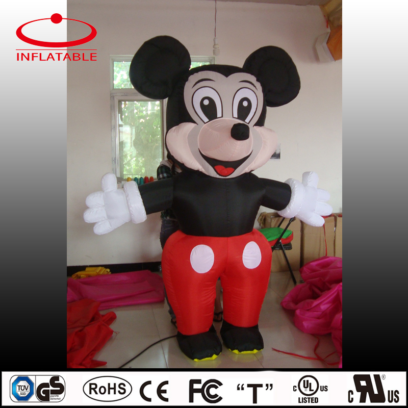 inflatable cartoon mickey mouse