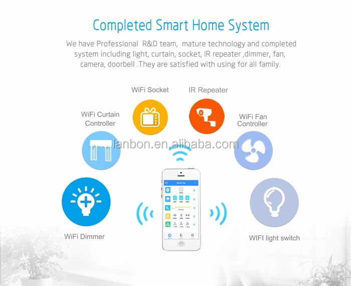 smart house automation for home appliance; smart house automation smart wifi control