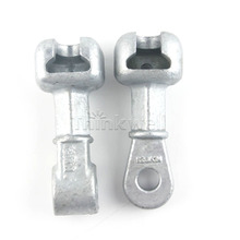 Forged Hot Dip Galvanized Electric Socket Eye