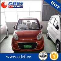 Attention! 2016 high quality mini electric car in india