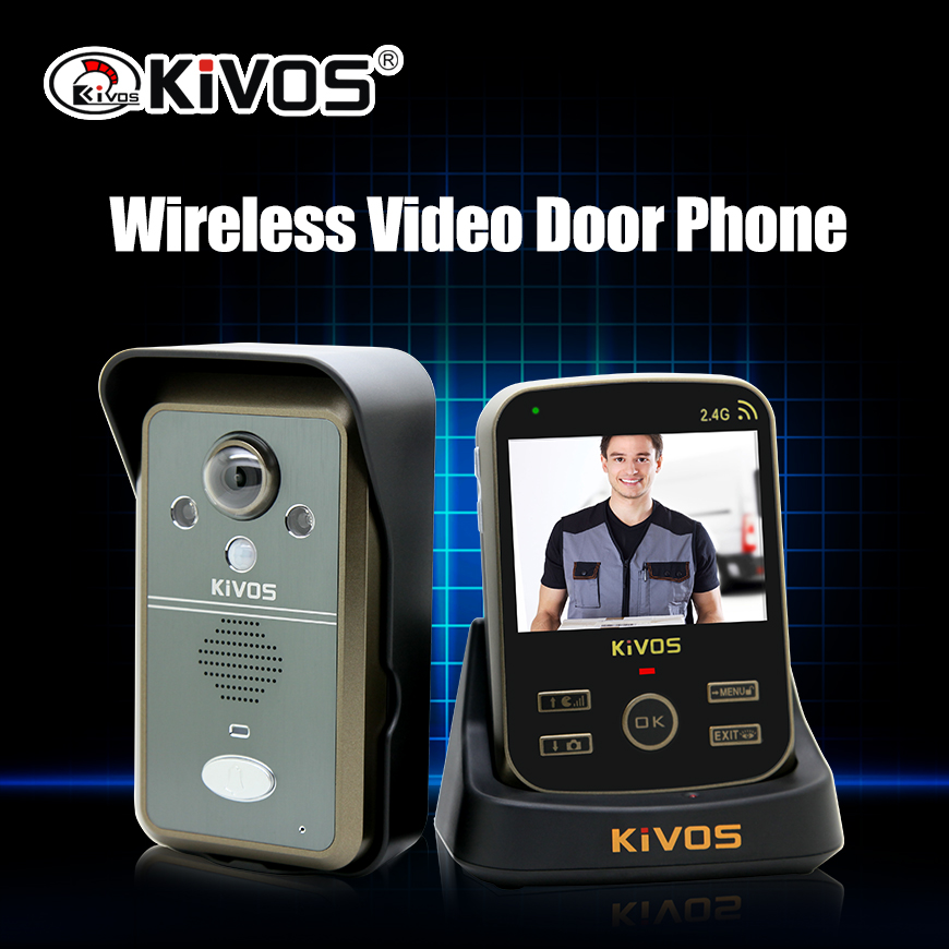 control access system video KDB302A video door phone villa