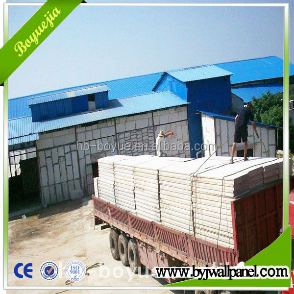 Similar With China Sip Panels Prefab Decorative Wall