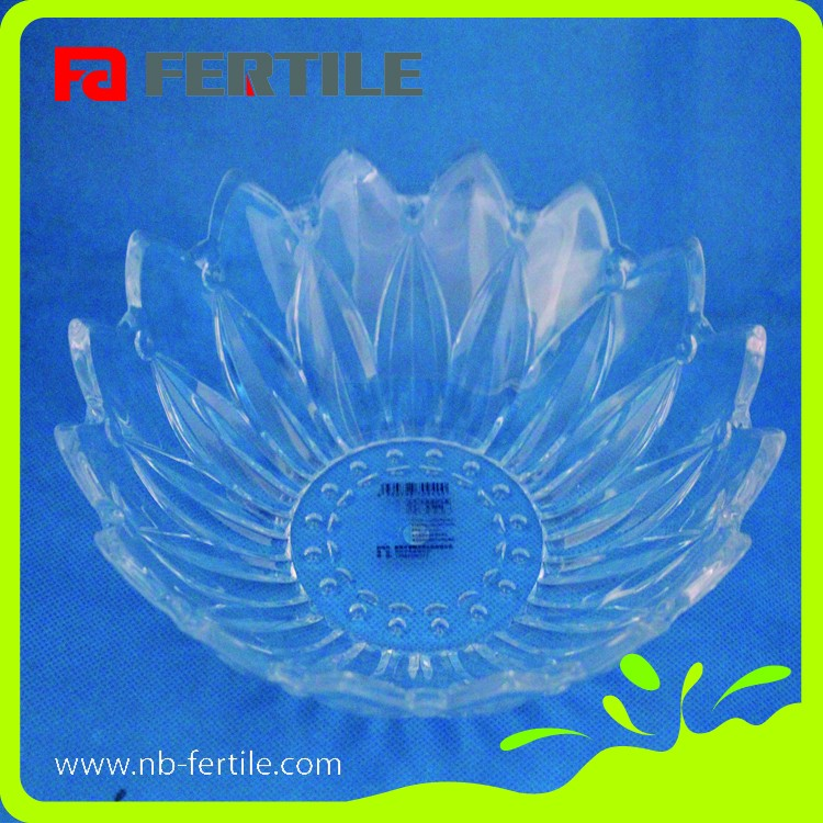 FERTILE Passed LFGB household kitchen acrylic fruit dish