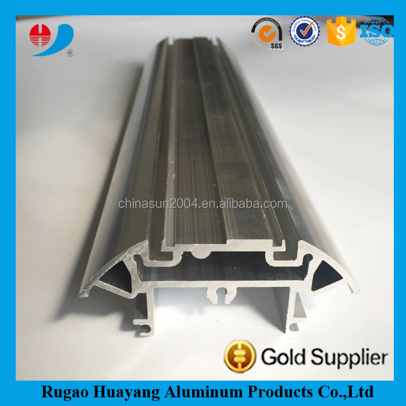Customized Special-shaped 6063 t5 6061 t6 aluminum profile extrusion
