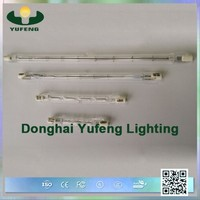 Factory directly provide durable j118 230v 300w r7s 500w halogen linear lamp