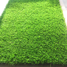 Home decoration synthetic turf grass outdoor rubber play mat