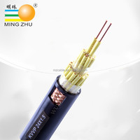 High quality cheap custom braided shield wire ,control cable