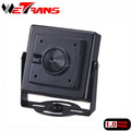 Wetrans TR-AHD831 720P Pinhole Lens Analog HD Tiny View Security Camera